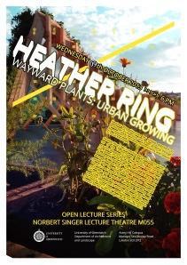Heather Ring, Wayward Plants