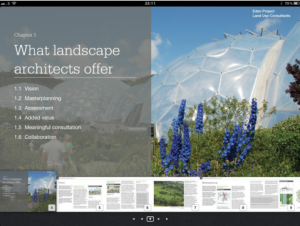 What landscape architects offer