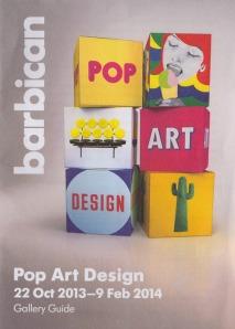 Pop Art at the Barbican