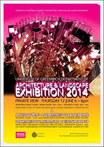 Greenwich End of Year Exhibition
