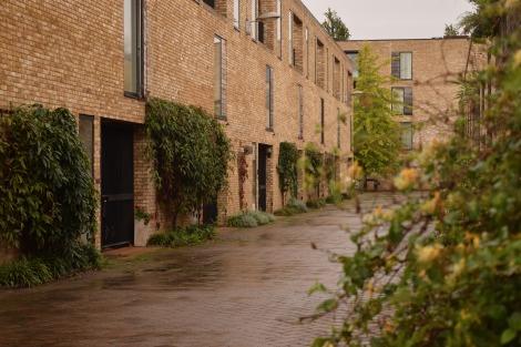 Accordia Living in Cambridge by Feilden Clegg Bradley