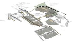 In-progress project by JJ Watters, MA Landscape Architecture