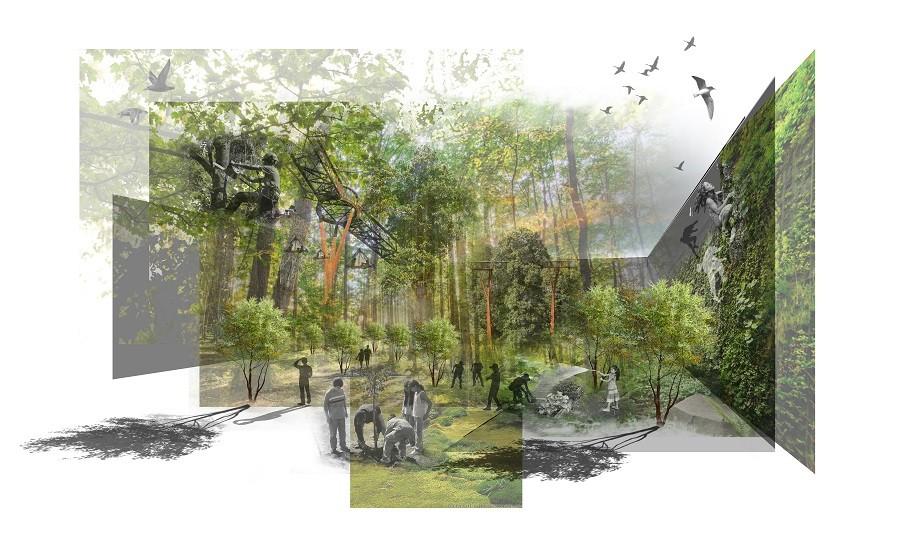 Landscape Alumni Win International Competition The Landscape