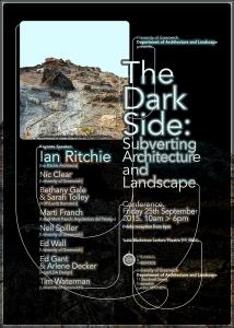 150925_Dark Side conference_flyer