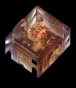 A3619-Simon-Withers-3D-Painted-Hall-Project